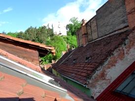 vedere de pe acoperis