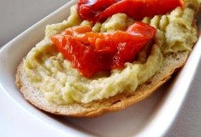 salata-de-vinete-cu-ardei-copt
