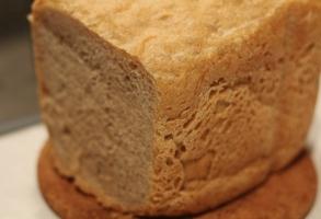 paine de casa la masina