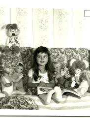 la trei ani
