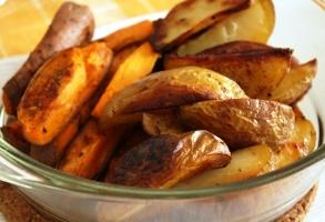 cartofi si cartofi dulci