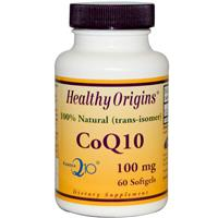 coenzima Q10 healthy origins