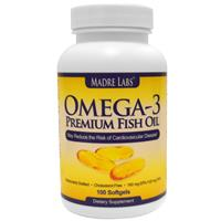 omega 3 madre labs