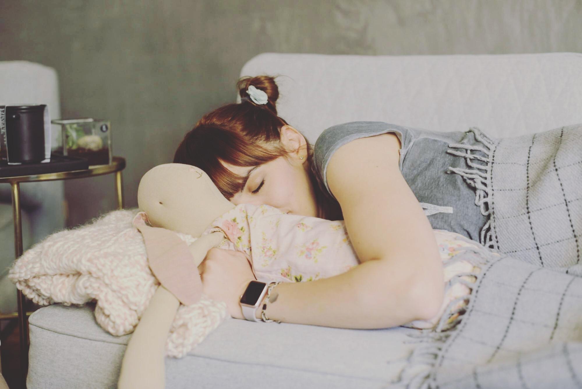 somn cu Astrid